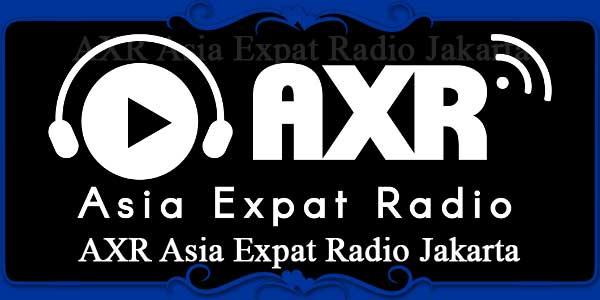 AXR Asia Expat Radio Jakarta