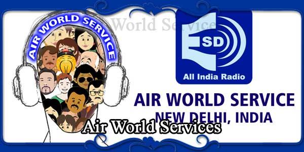 Air World Services
