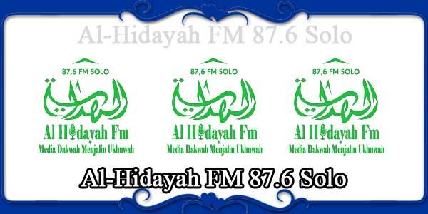 Al-Hidayah FM 87.6 Solo