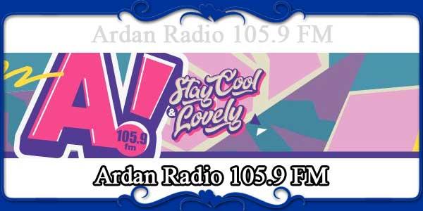 Ardan Radio 105.9 FM