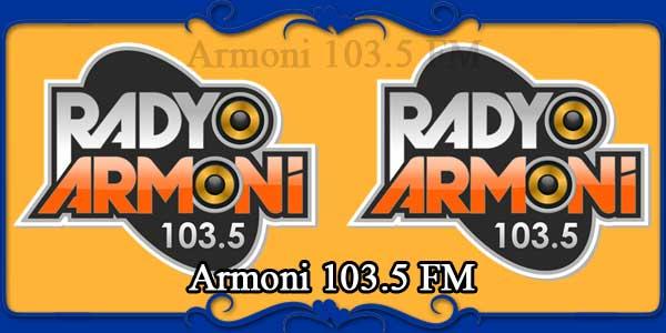 Armoni 103.5 FM
