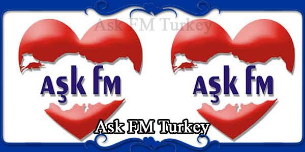 Ask FM Turkey