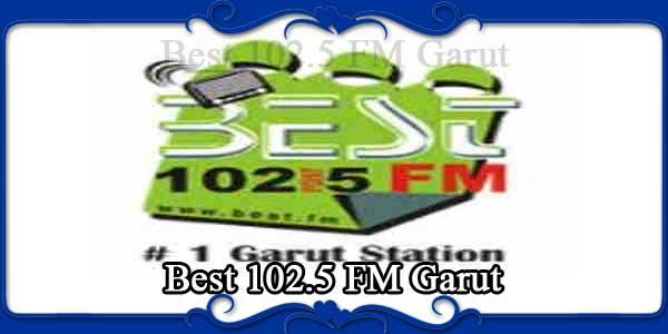 Best 102.5 FM Garut