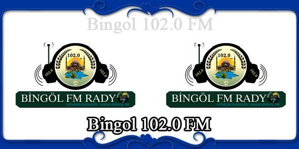 Bingol 102.0 FM