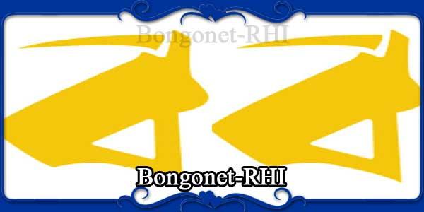 Bongonet-RHI