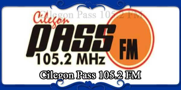 Cilegon Pass 105.2 FM
