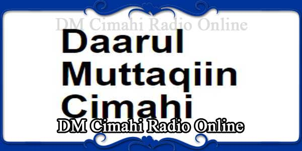 DM Cimahi Radio Online