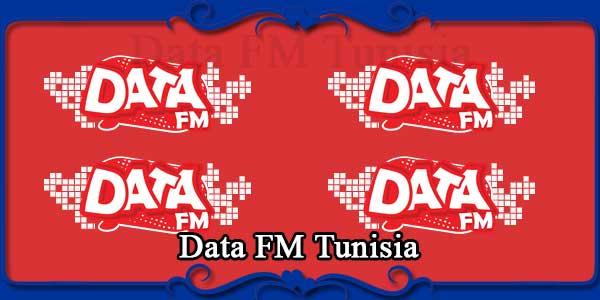 Data FM Tunisia
