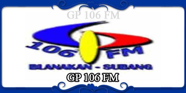 GP 106 FM