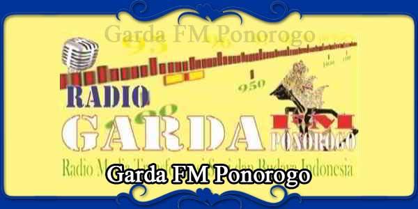 Garda FM Ponorogo