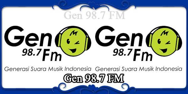 Gen 98.7 FM
