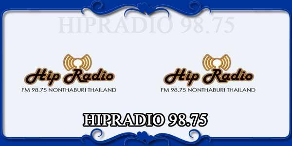 HIPRADIO 98.75