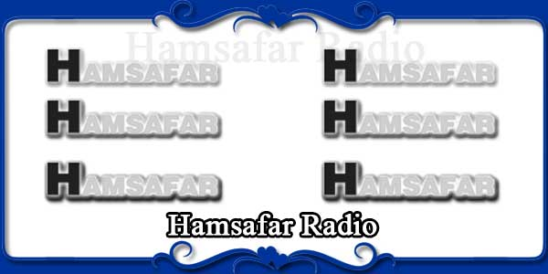 Hamsafar Radio