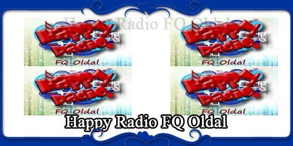 Happy Radio FQ Oldal