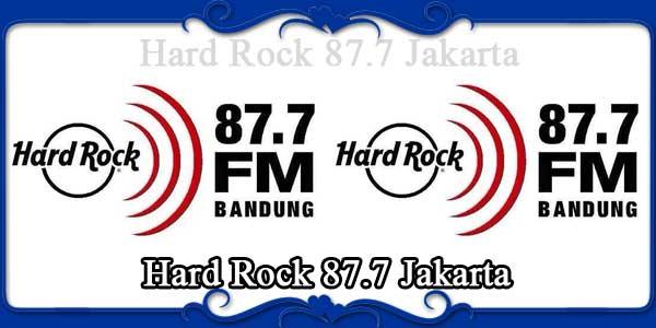 Hard Rock 87.7 Jakarta