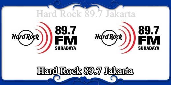 Hard Rock 89.7 Jakarta