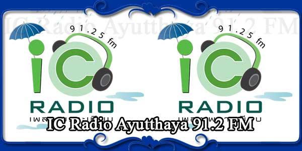 IC Radio Ayutthaya 91.2 FM