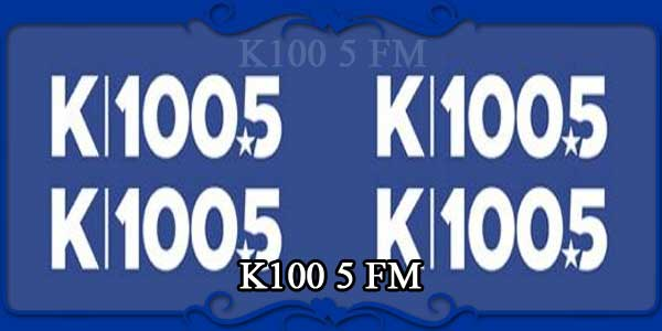 K100 5 FM