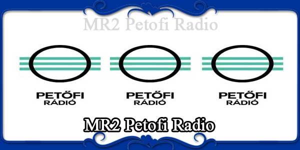 MR2 Petofi Radio