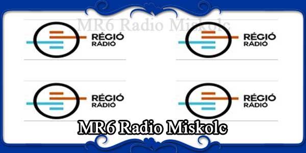 MR6 Radio Miskolc