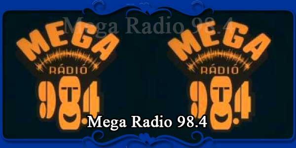 Mega Radio 98.4