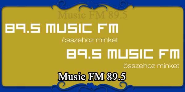 Music FM 89.5