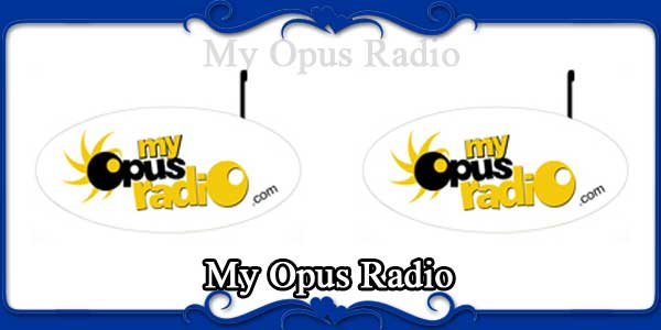 My Opus Radio