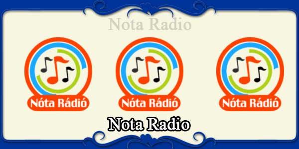 Nota Radio