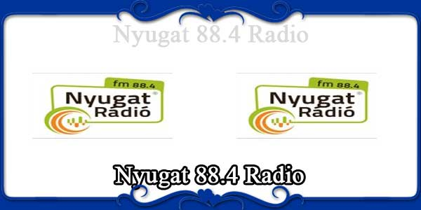 Nyugat 88.4 Radio