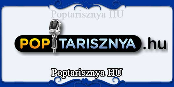 Poptarisznya HU