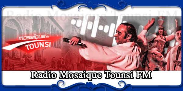 Radio Mosaique Tounsi FM