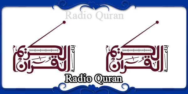 Radio Quran