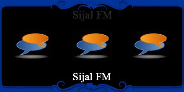 Sijal FM