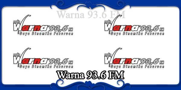 Warna 93.6 FM