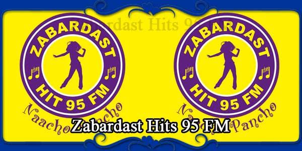 Zabardast Hits 95 FM