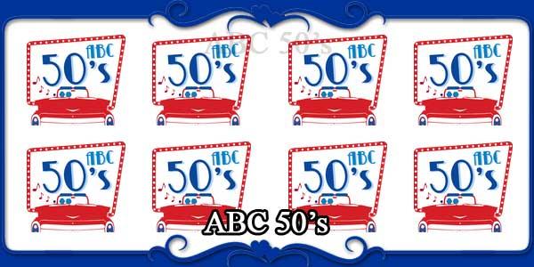 ABC 50's