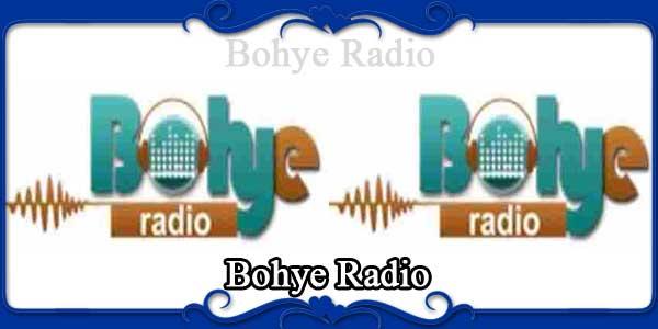 Bohye Radio
