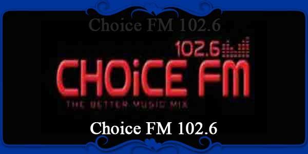 Choice FM 102.6