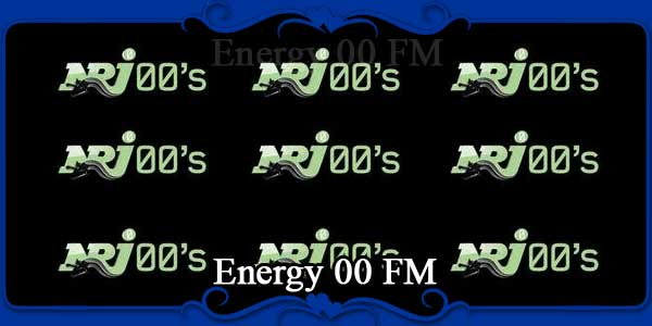 Energy 00 FM