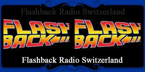 Flashback Radio Switzerland