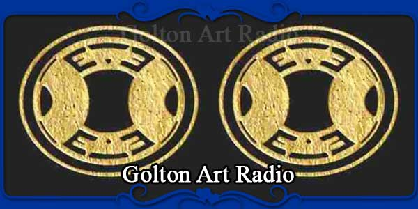 Golton Art Radio