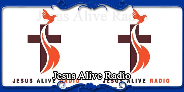 Jesus Alive Radio