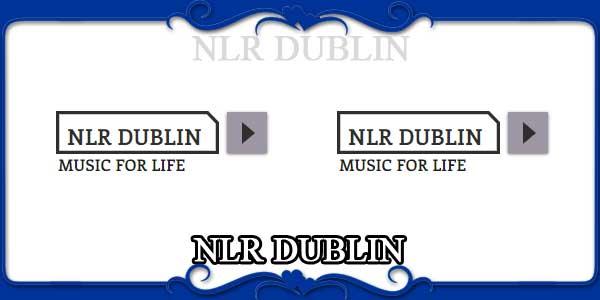 NLR DUBLIN