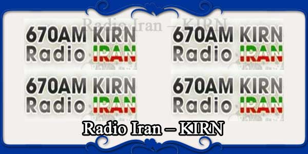Radio Iran – KIRN
