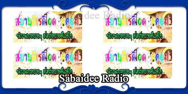 Sabaidee Radio