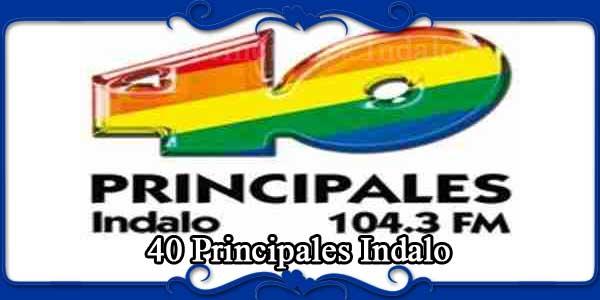 40 Principales Indalo