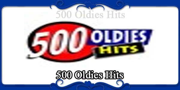 500 Oldies Hits