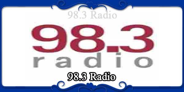 98.3 Radio