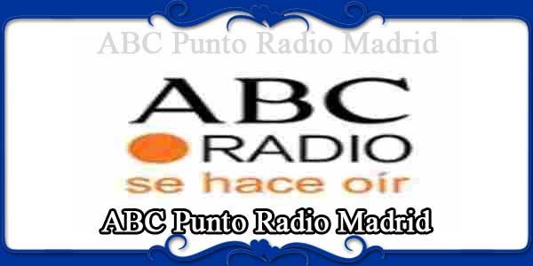ABC Punto Radio Madrid