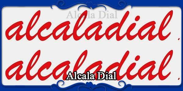 Alcala Dial